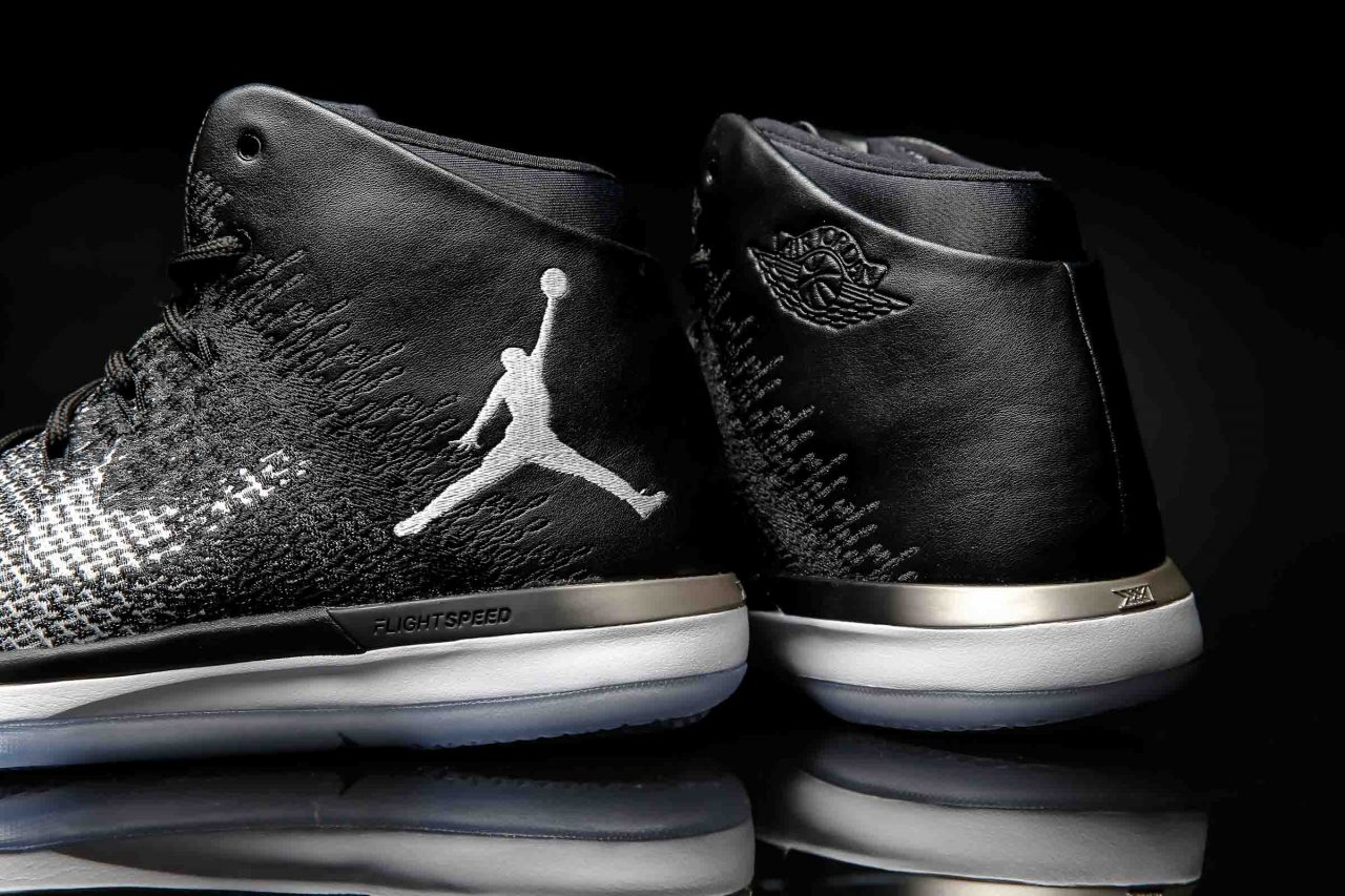 san francisco 9c852 5ae20 The Air Jordan XXXI 'Fine Print' is inspired by MJ's First ...