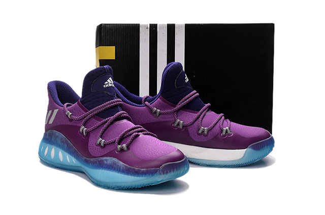 There are Fake adidas Crazy Explosive Lows Before the Authentic Low is Released 6