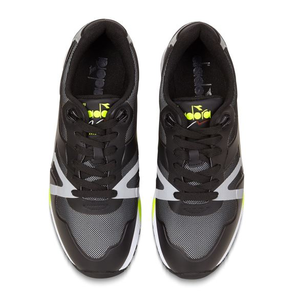 diadora n9000 bright protection lime 4