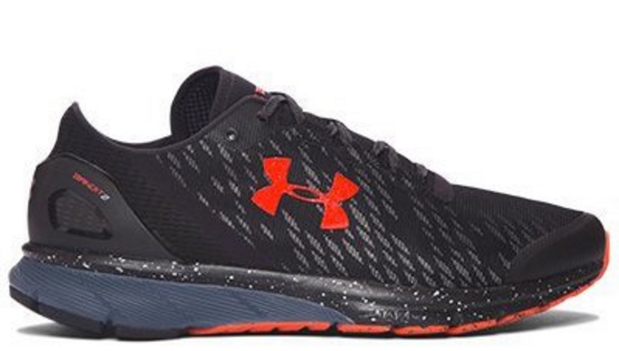 under armour charged bandit 2 reflective