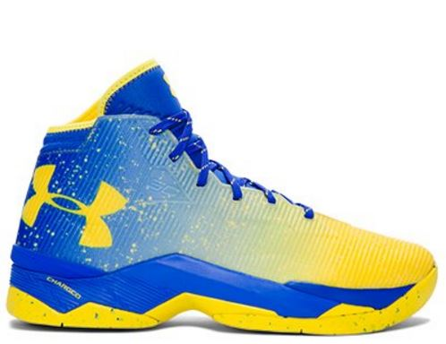 under armour curry 2.5 dub nation lights 1