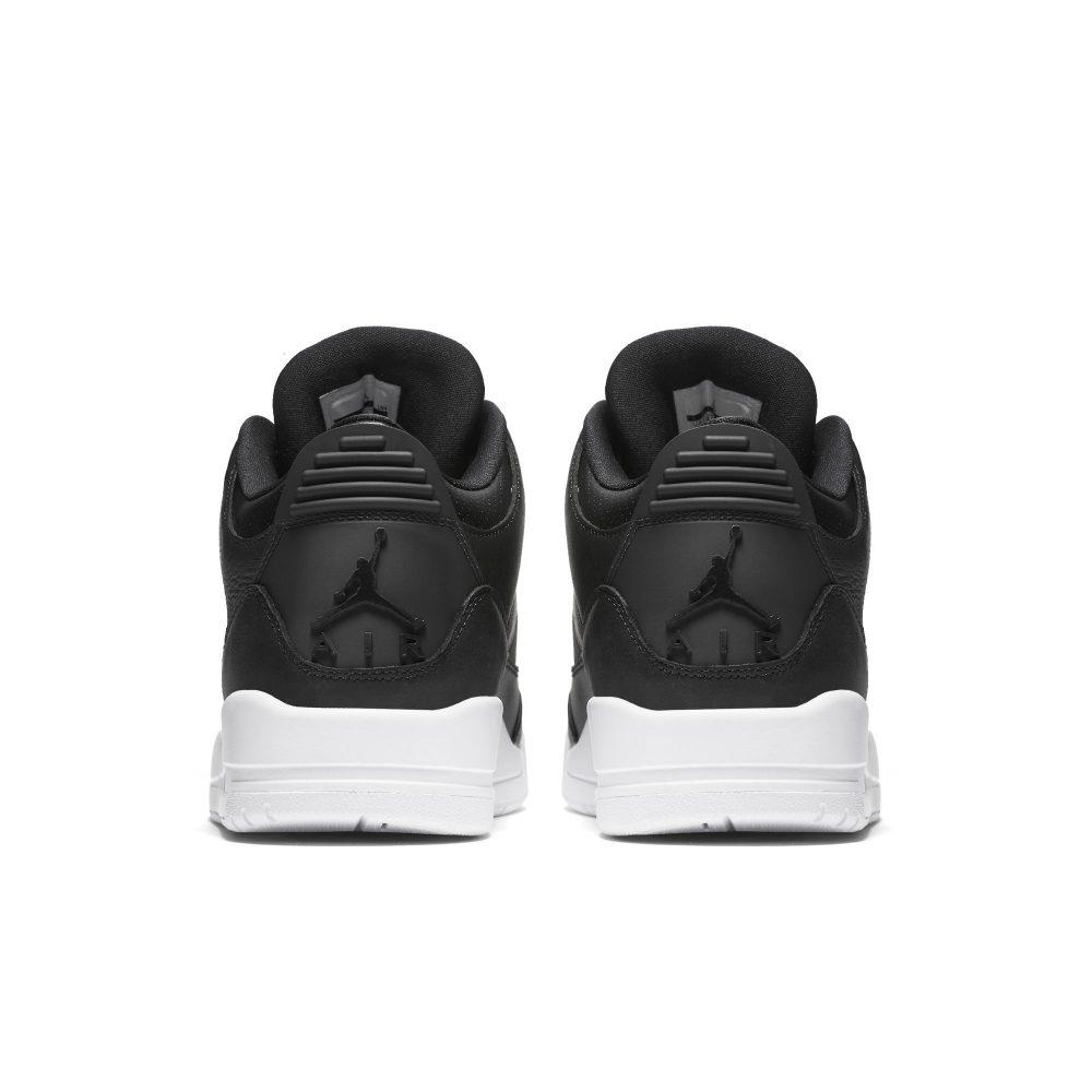Air Jordan 3- Cyber Monday - Heel