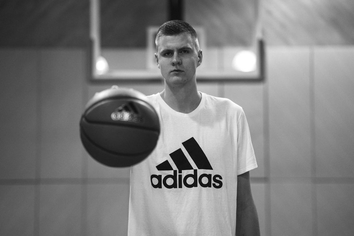 Kristaps Porzingis Joins adidas Basketball 4