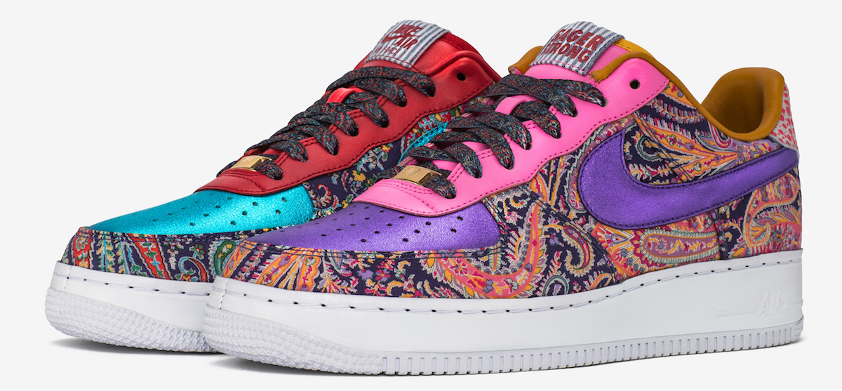 sagerstrong nike air force one 1