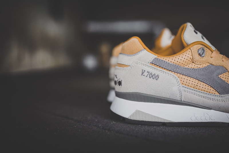 diadora v.7000 premium sand light gray 2