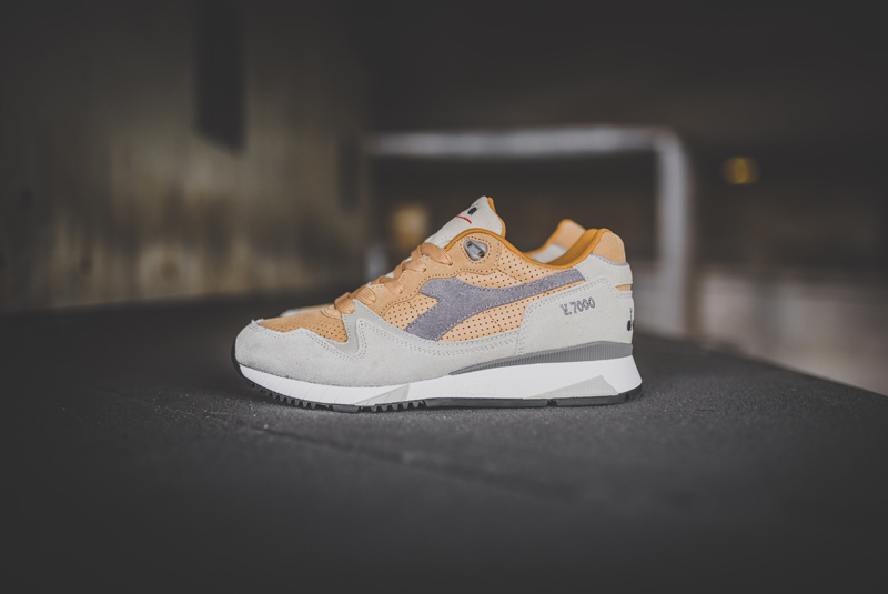diadora v.7000 premium sand light gray 5