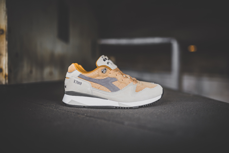 diadora v.7000 premium sand light gray 6