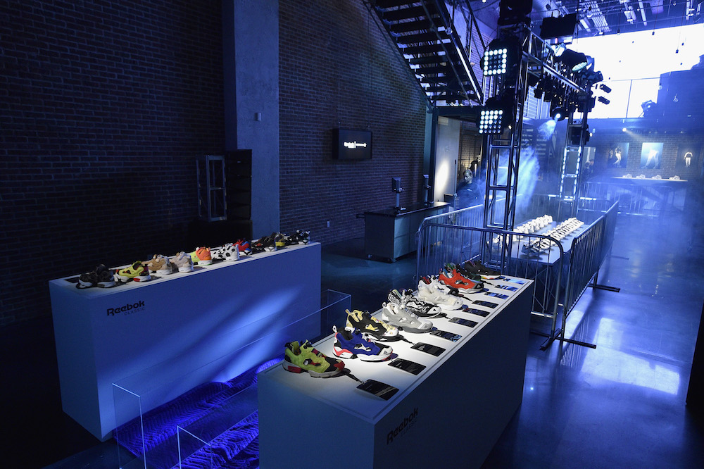 Reebok Launches The New InstaPump Fury Overbranded At Pop Up Shop In NYC