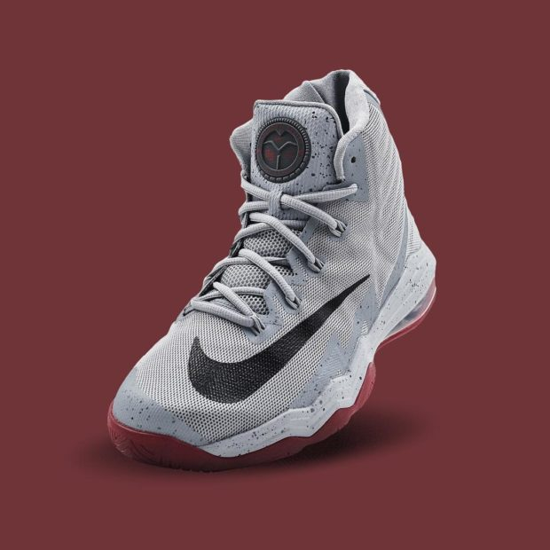 Nike Basketball Pe Anthony Davis Nike Air Max Audacity 2