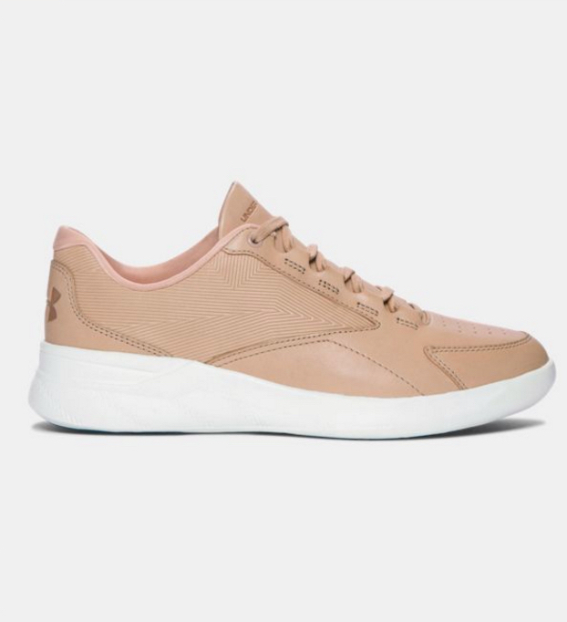 under armour charged pivot low coral sands