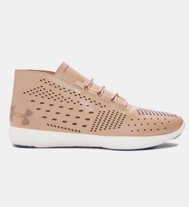 under armour precision mid coral sands