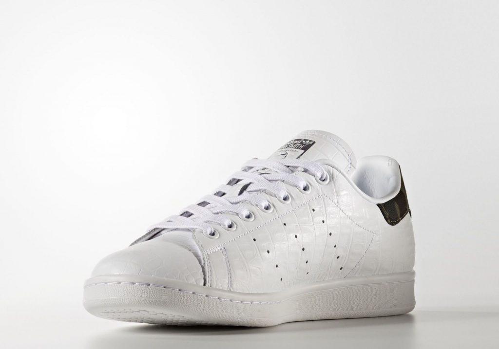 Adidas Originals Stan Smith Croc -Angle