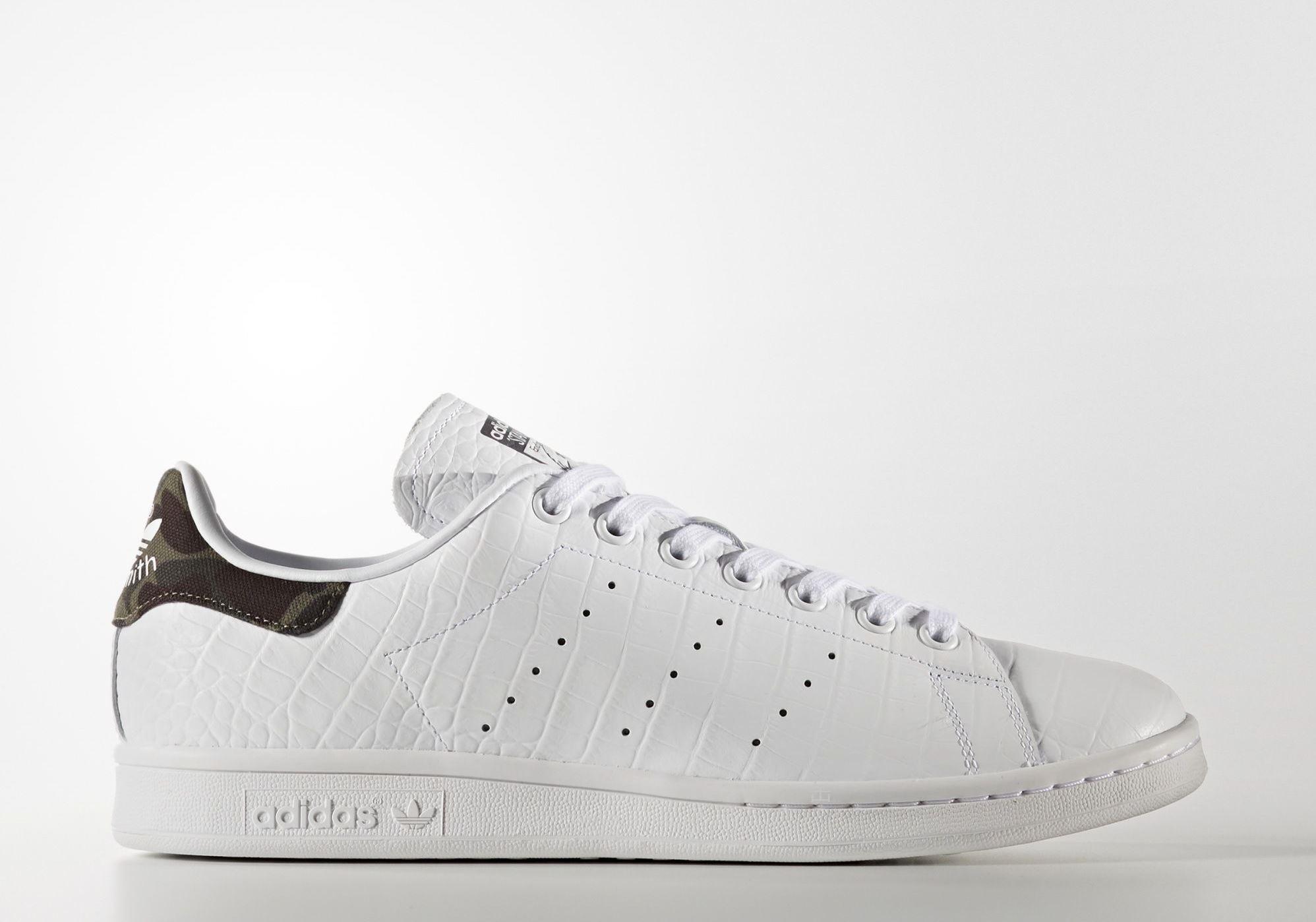 Adidas Originals Stan Smith Croc - Side