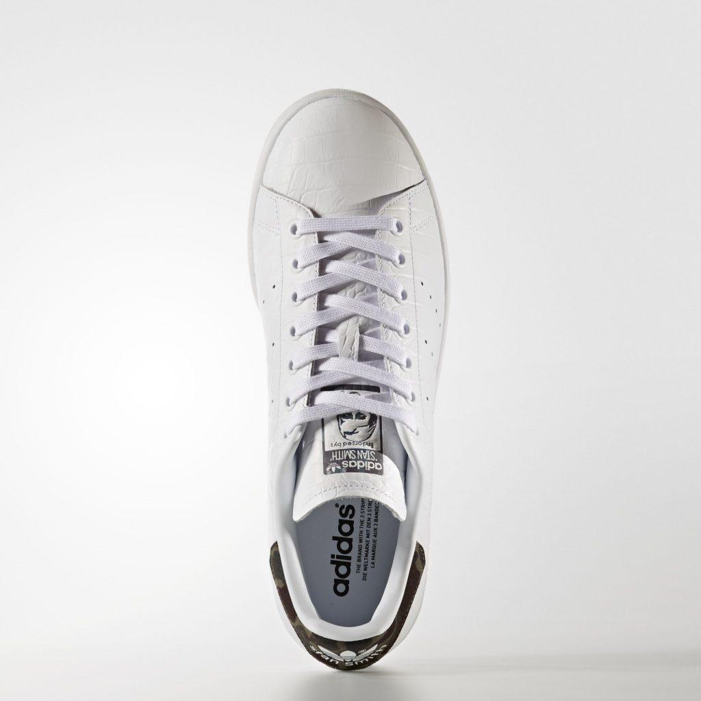 Adidas Originals Stan Smith Croc -Top