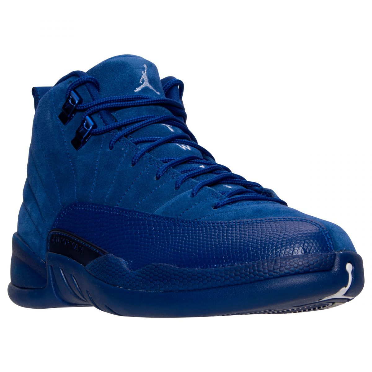 Air Jordan 12 PRM deep Royal Blue 3