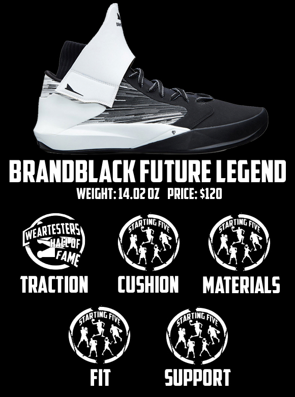 brandblack future legend performance review score