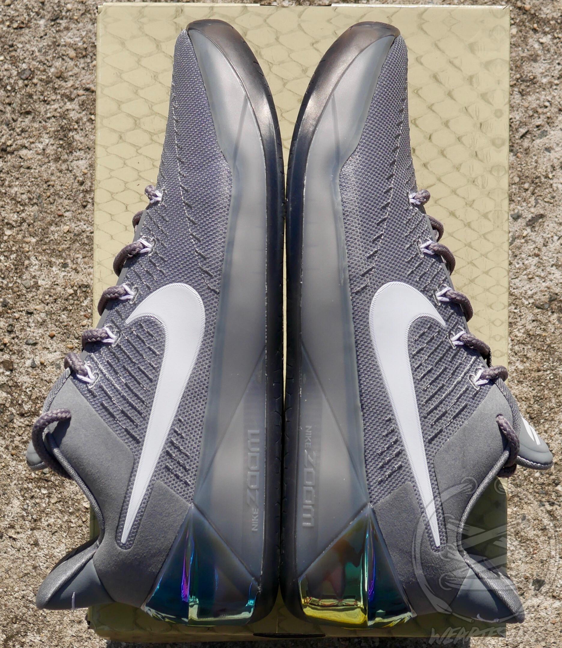 Upcoming Nike Kobe A.D. 'Cool Grey