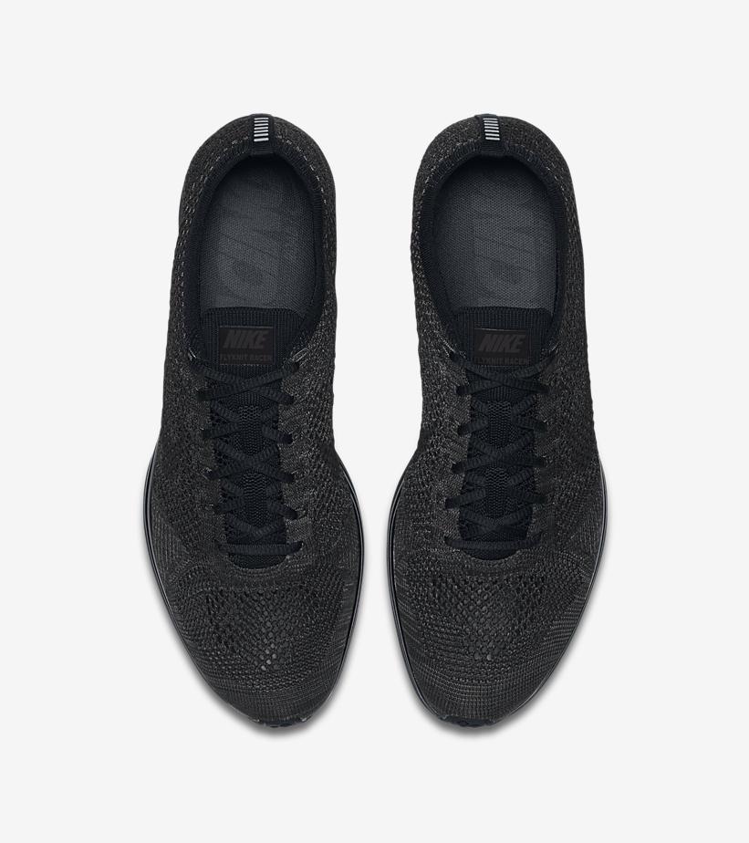 Nike Flyknit Racer 'Triple Black