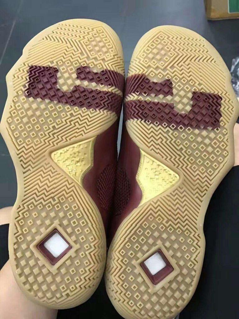 Nike Lebron Ambassador 9 - Outsole