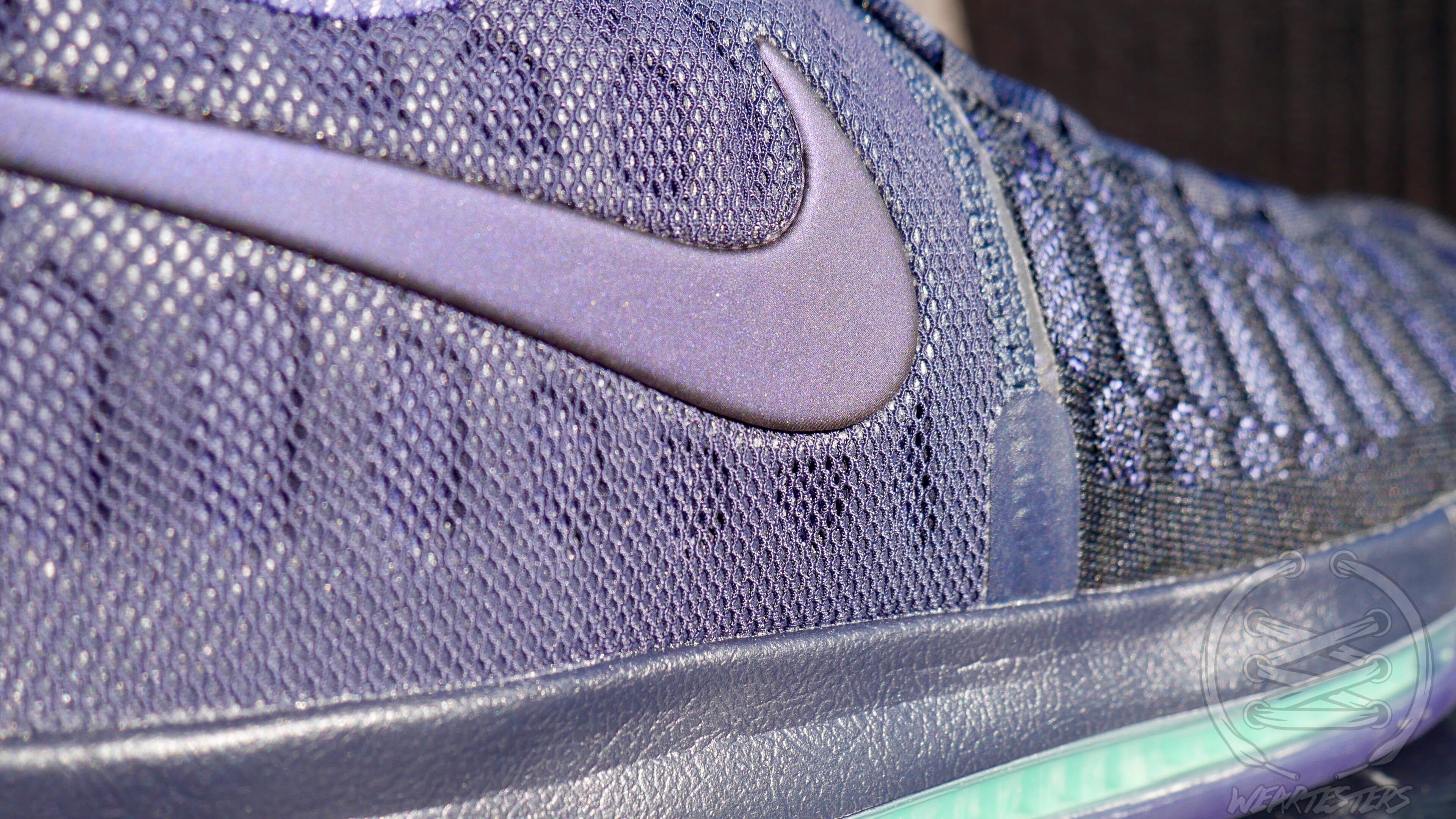 Nike Zoom KD9 Dark Obsidian - Midfoot Fuse