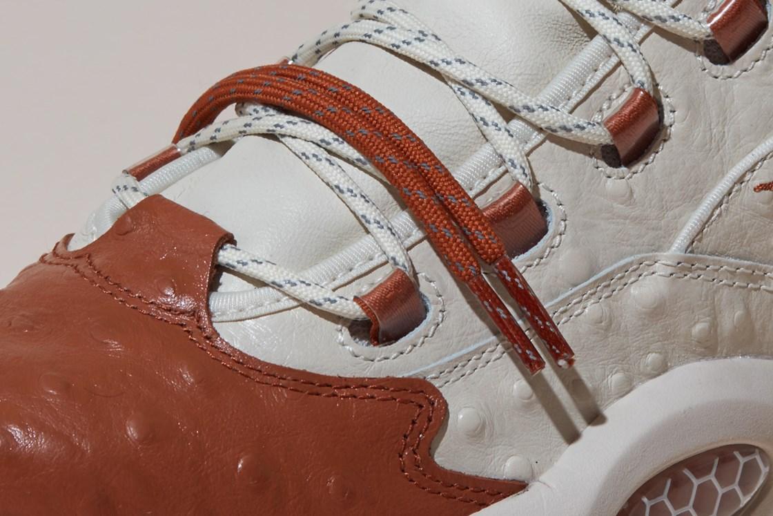 Sneakersnstuff x Reebok Question Mid Lux 1