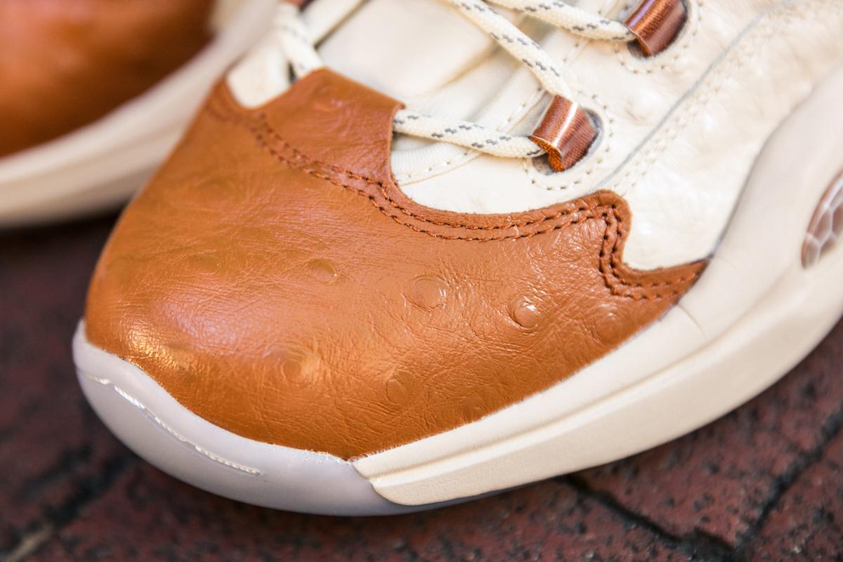 Sneakersnstuff x Reebok Question Mid Lux 10