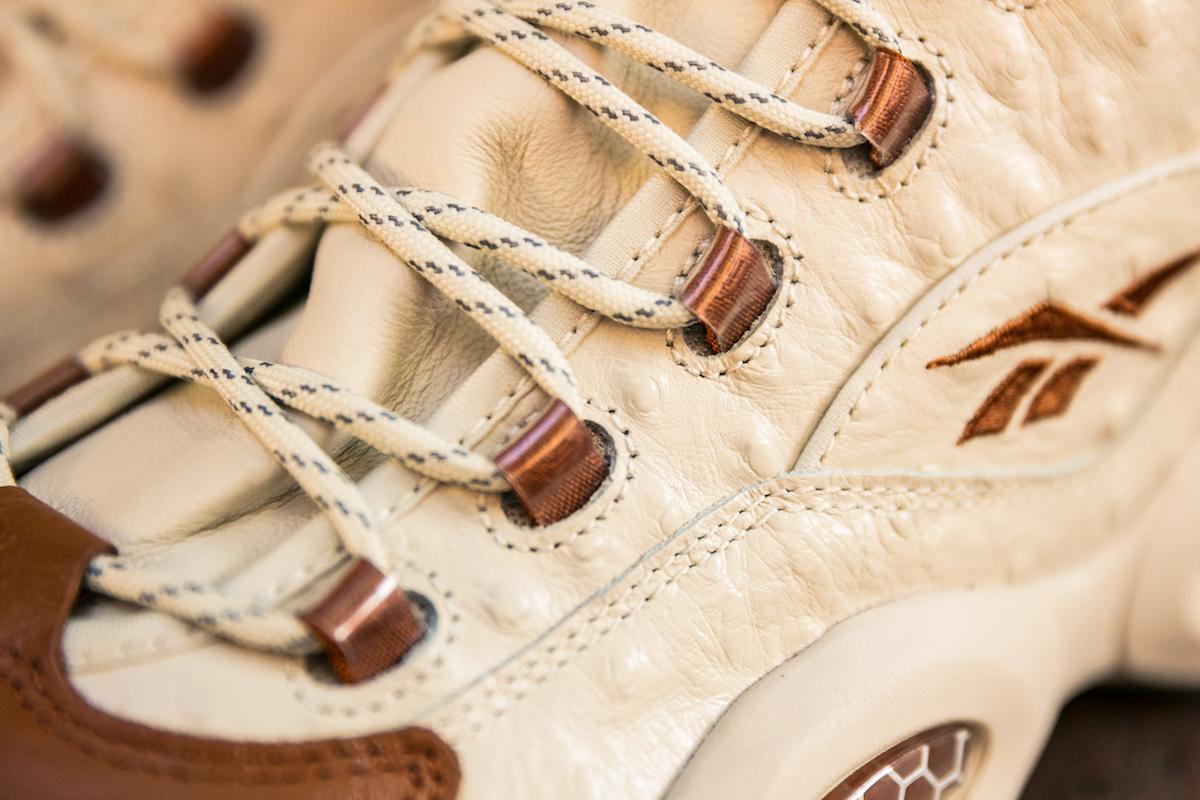 Sneakersnstuff x Reebok Question Mid Lux 111