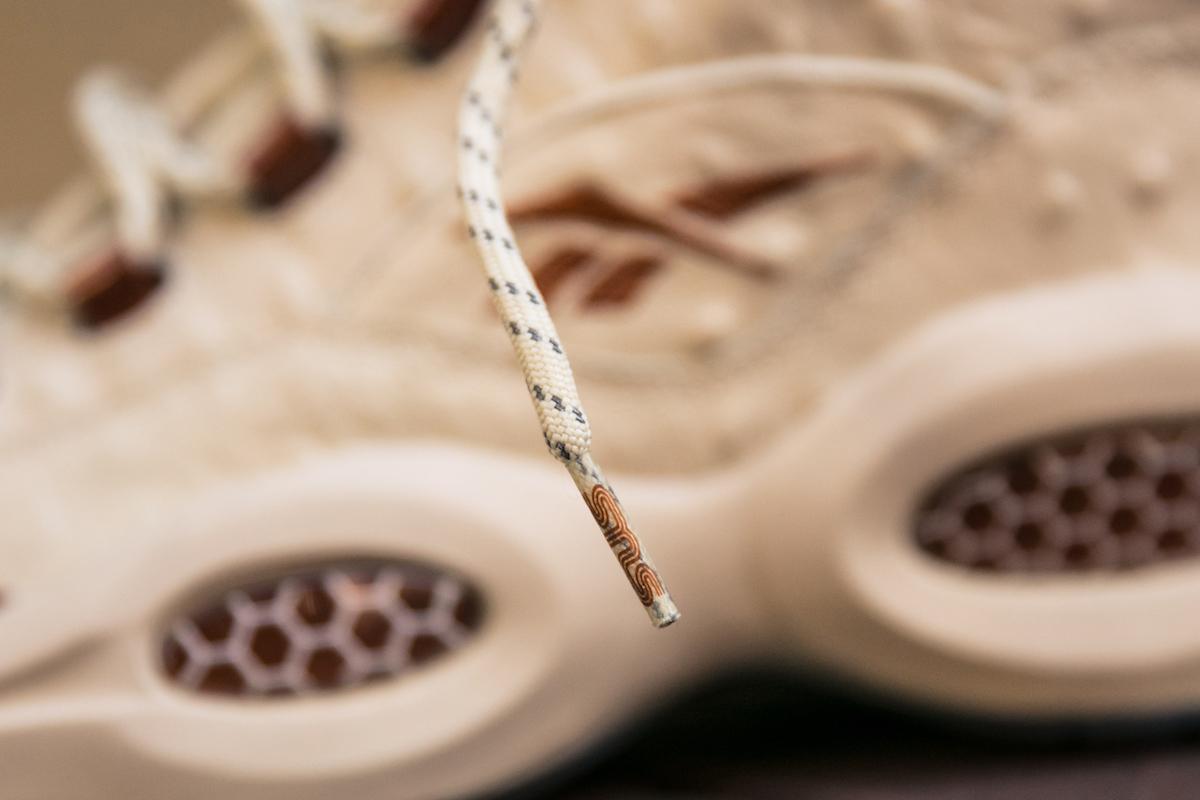 Sneakersnstuff x Reebok Question Mid Lux 12
