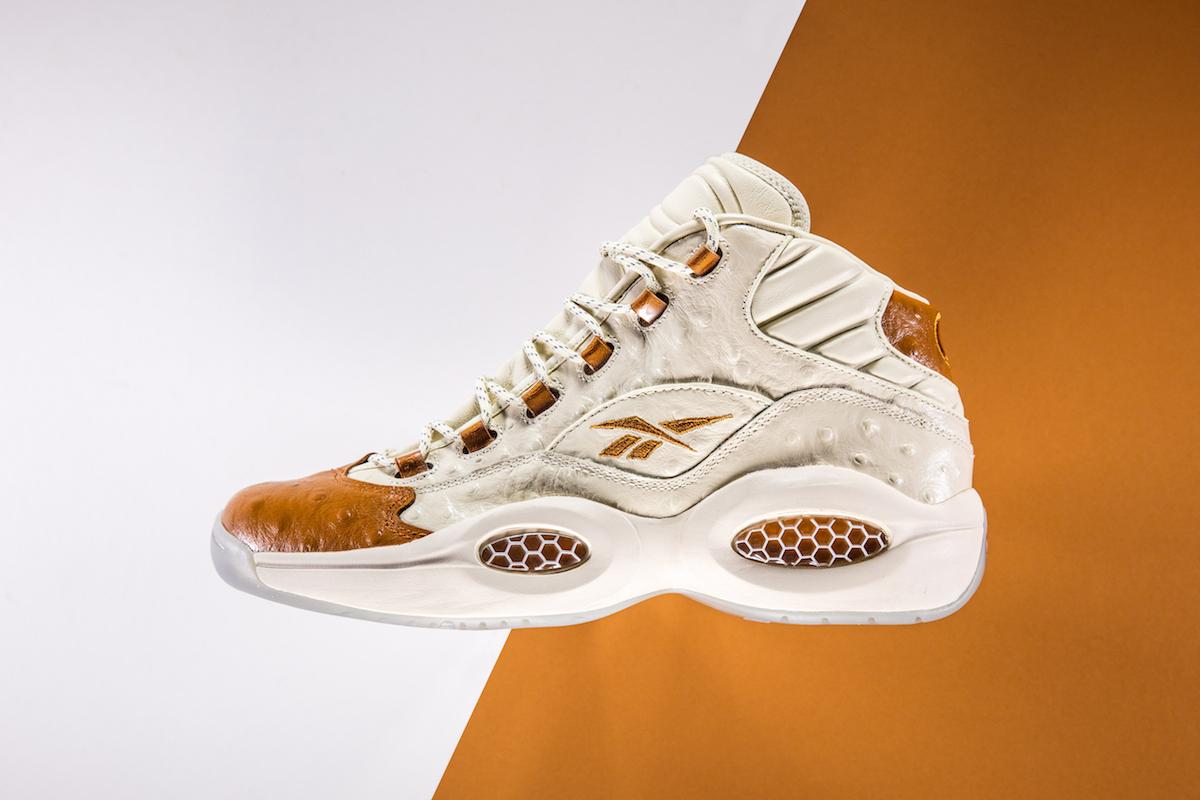 Sneakersnstuff x Reebok Question Mid Lux 13