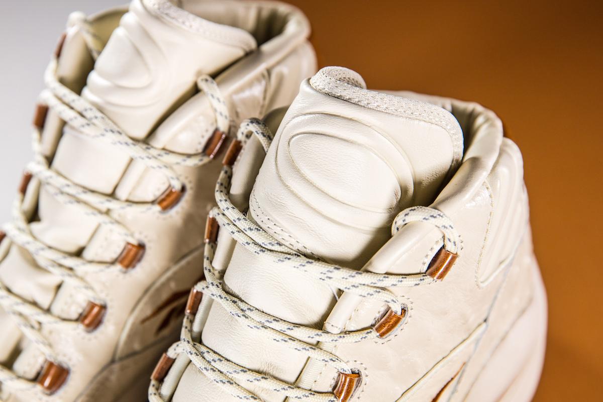 Sneakersnstuff x Reebok Question Mid Lux 17