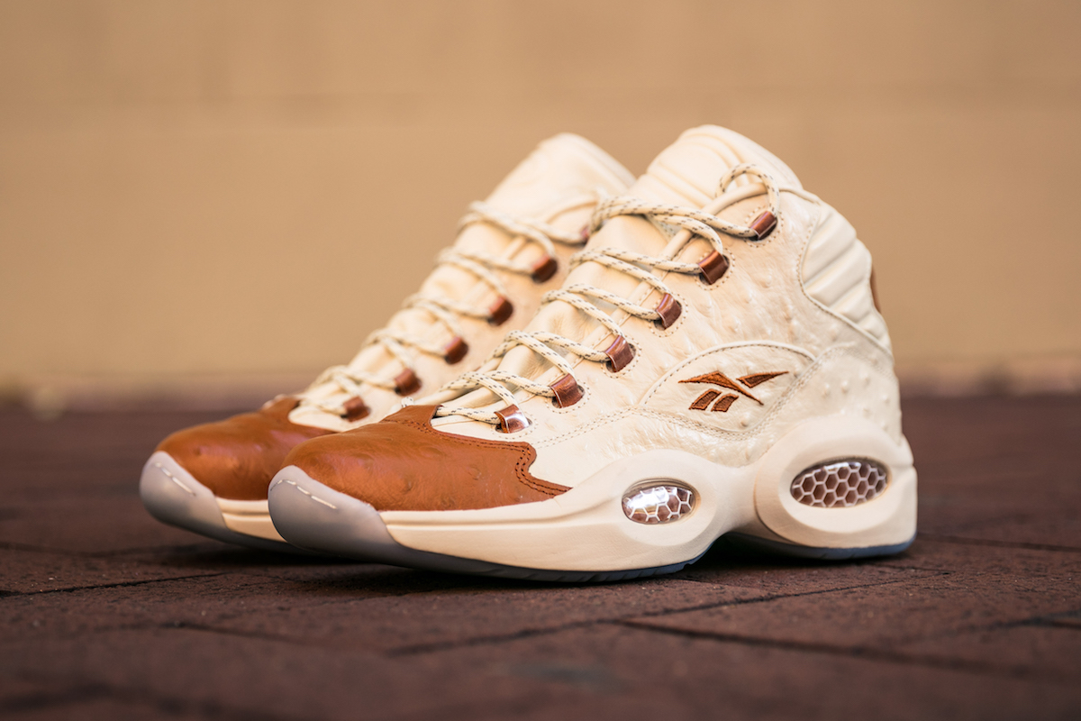 Sneakersnstuff x Reebok Question Mid Lux 13