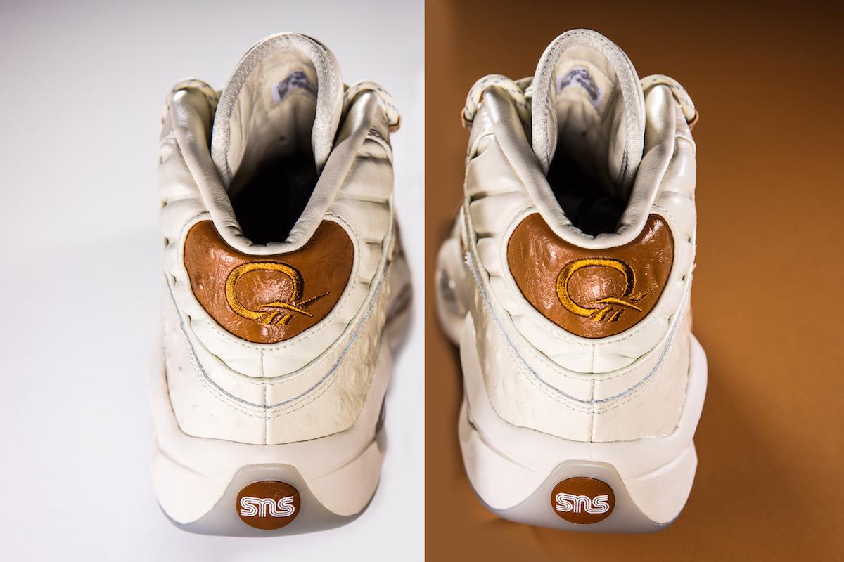 Sneakersnstuff x Reebok Question Mid Lux 20