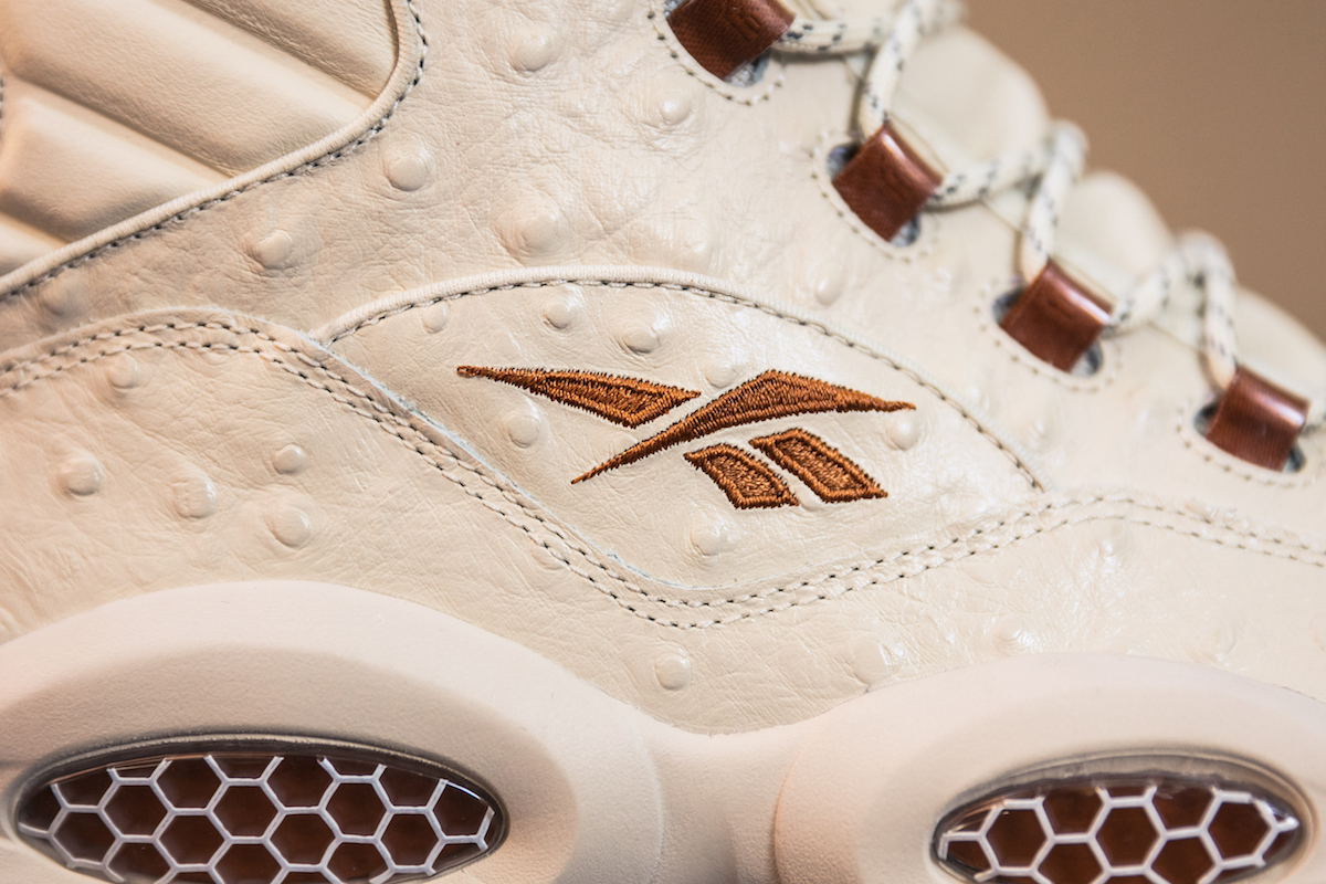 Sneakersnstuff x Reebok Question Mid Lux 6