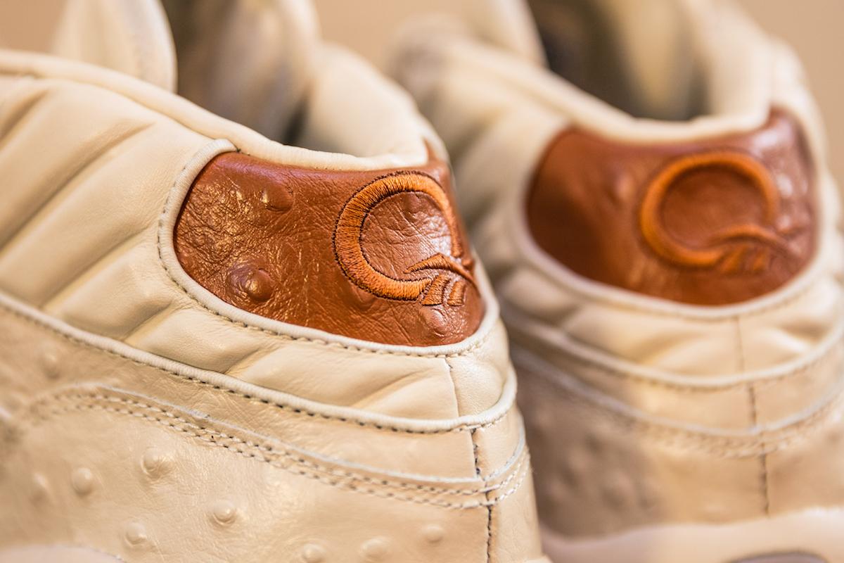 Sneakersnstuff x Reebok Question Mid Lux 8
