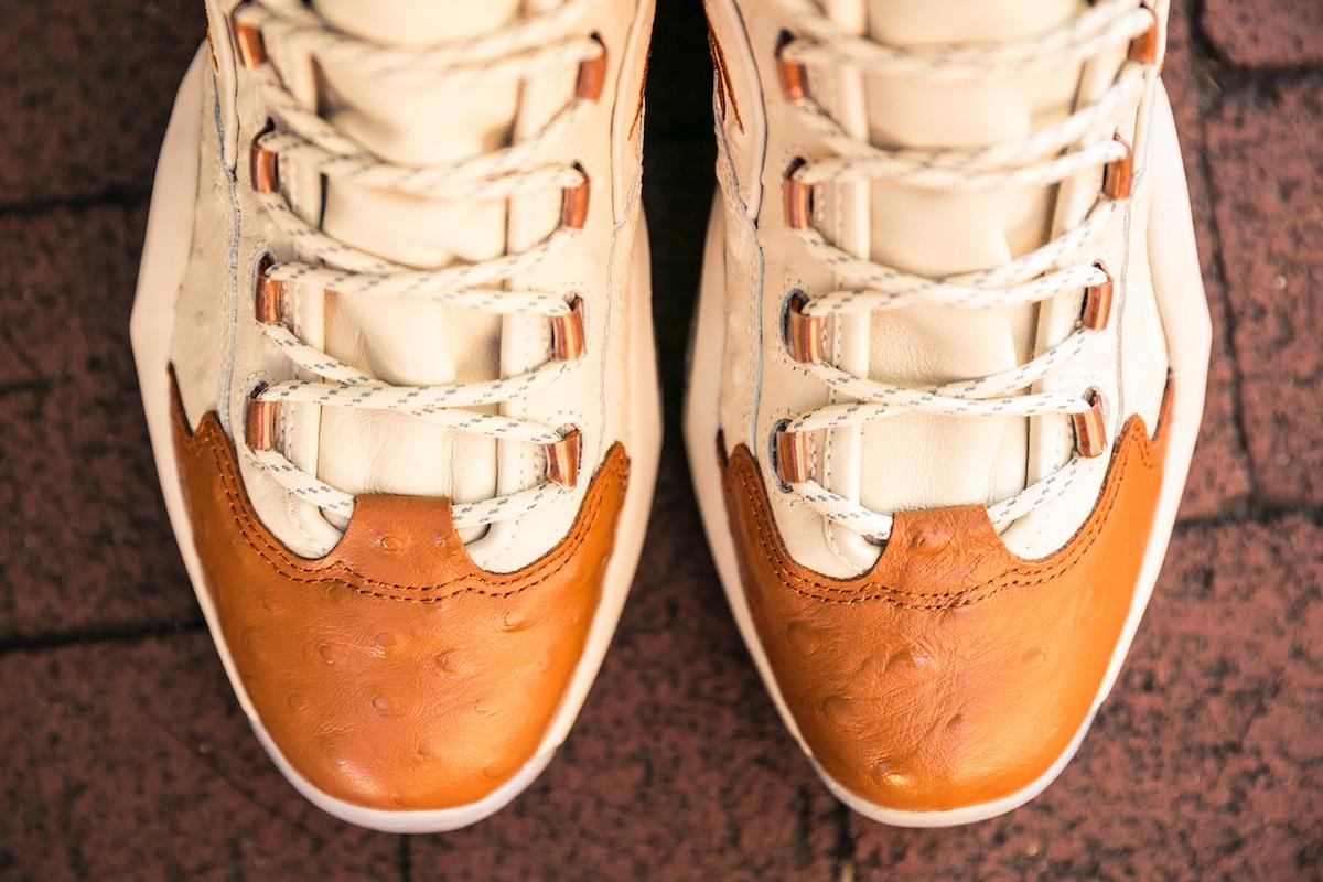 Sneakersnstuff x Reebok Question Mid Lux 9