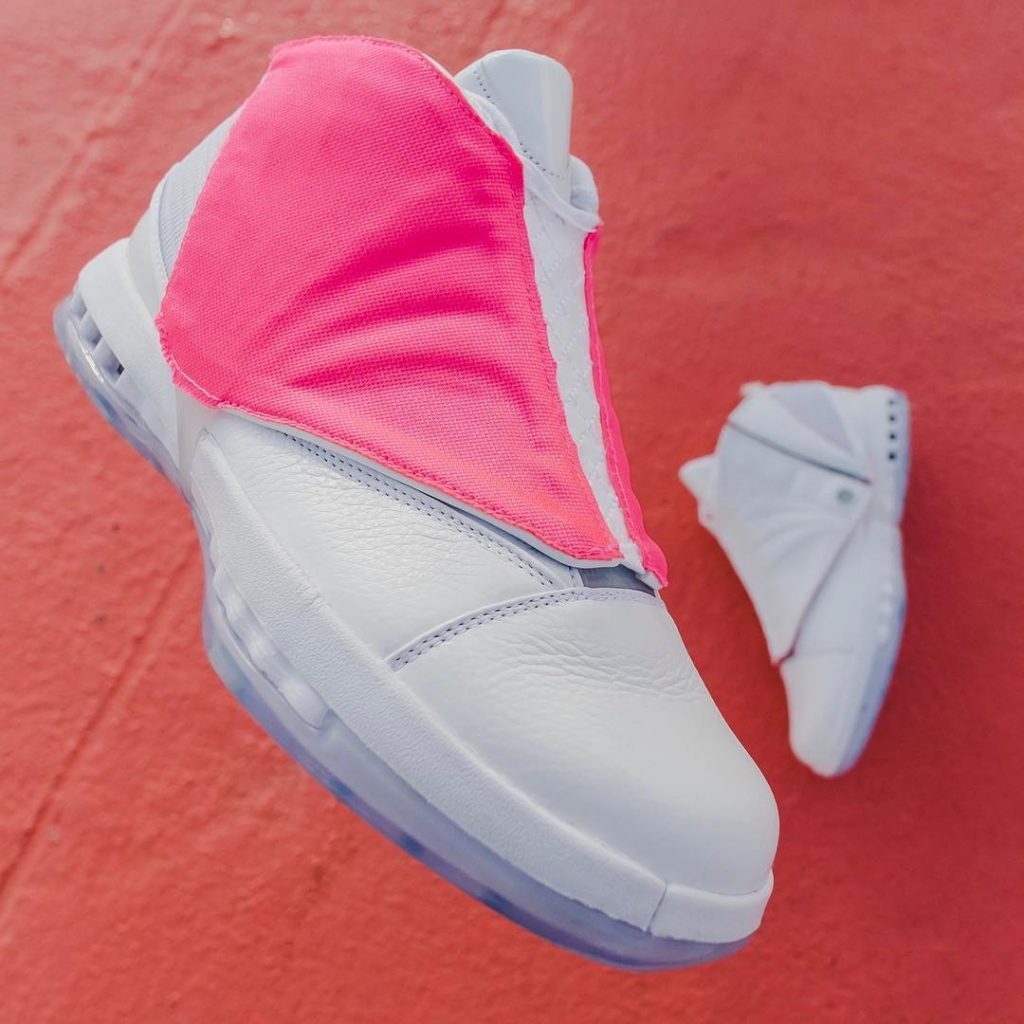 The Air Jordan 16 x SoleFly 'Art Basel