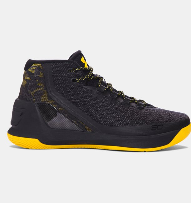 under armour curry 3 performance review cushion