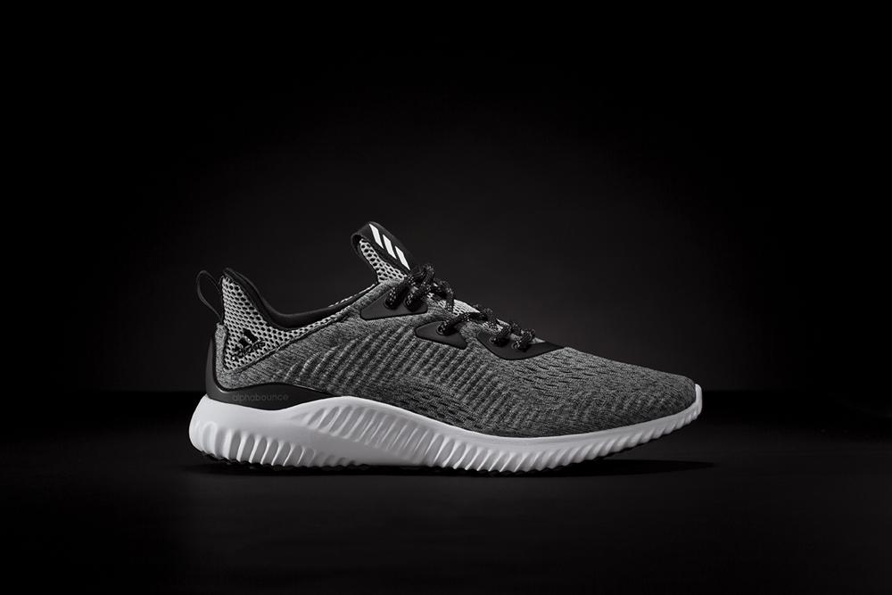 adidas alphabounce engineered mesh grey 5