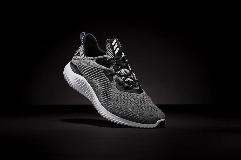 adidas alphabounce engineered mesh grey