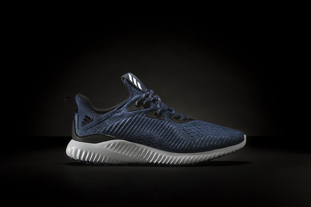 adidas alphabounce engineered mesh blue 5