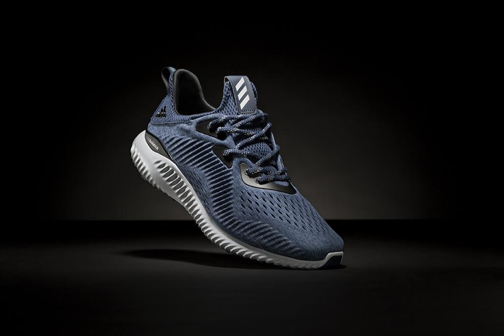 adidas alphabounce engineered mesh blue 4