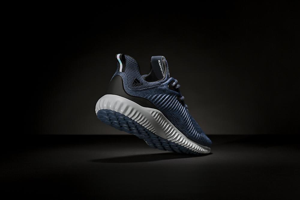 adidas alphabounce engineered mesh blue 3
