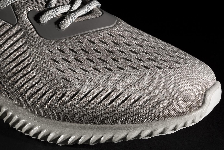 adidas alphabounce engineered mesh tan 6