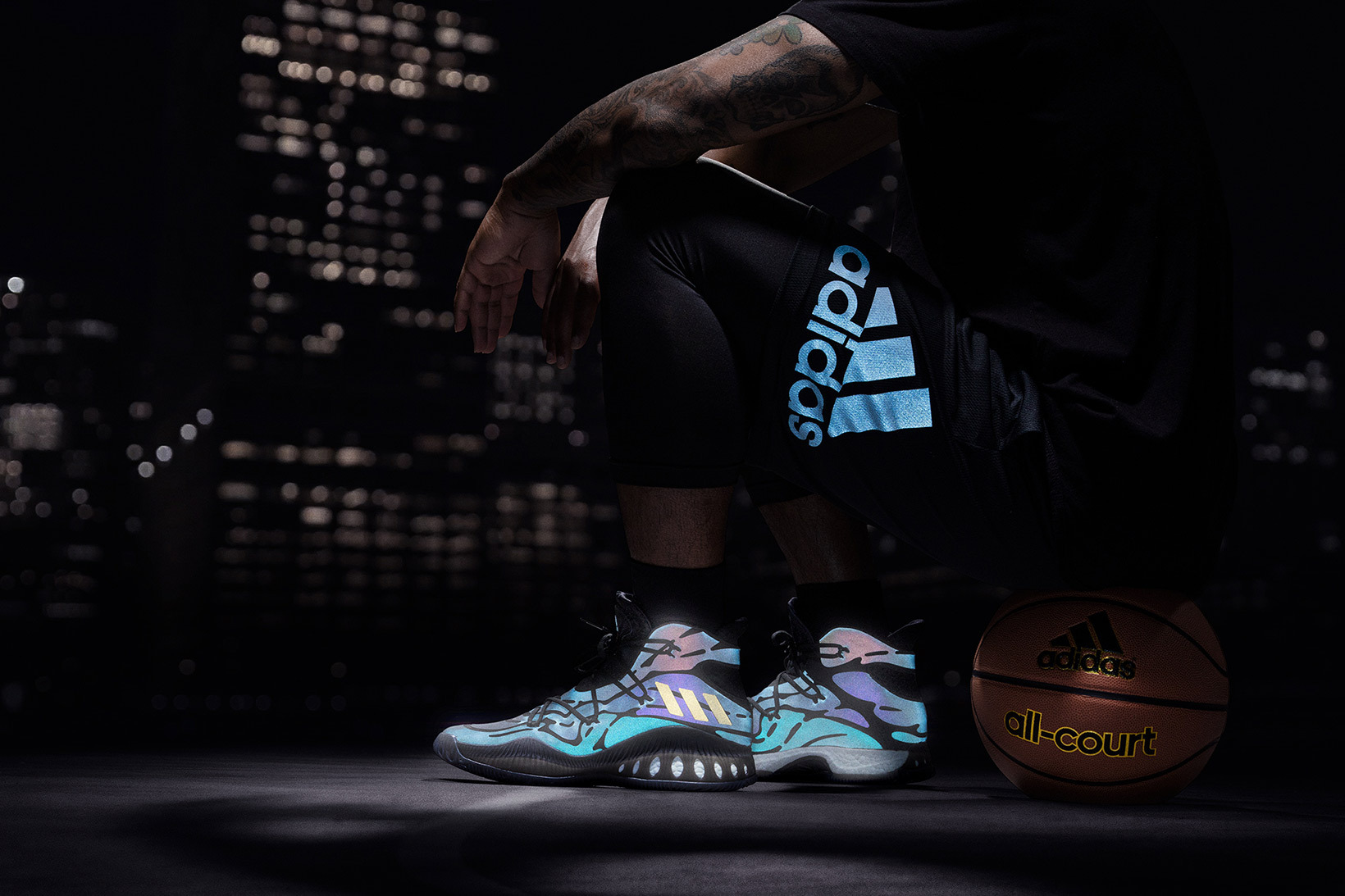 adidas basketball xeno on-court collection 1
