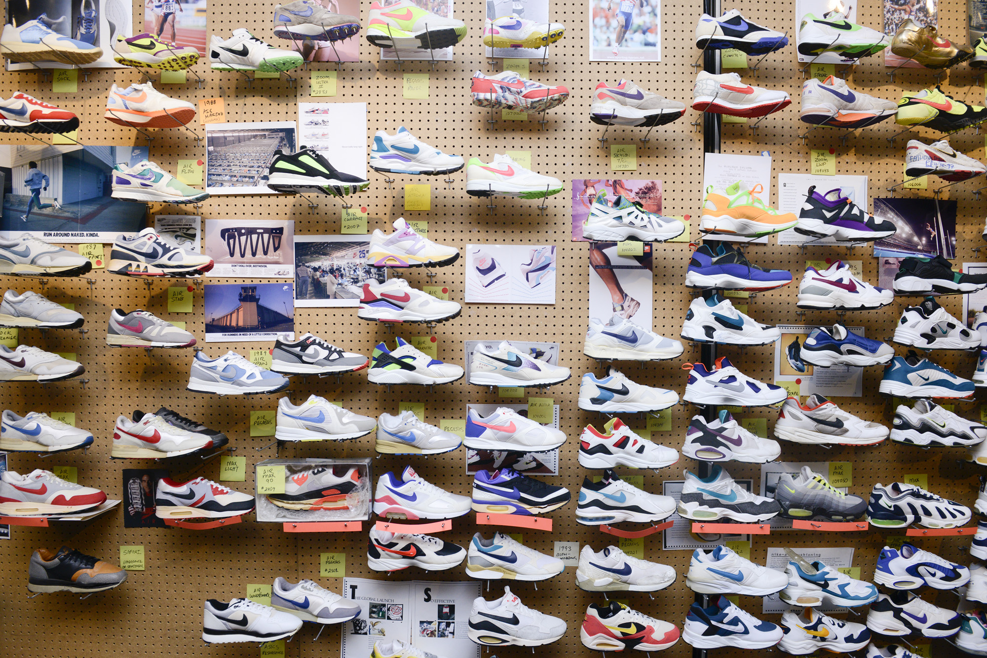 coveteur department of nike archives 48