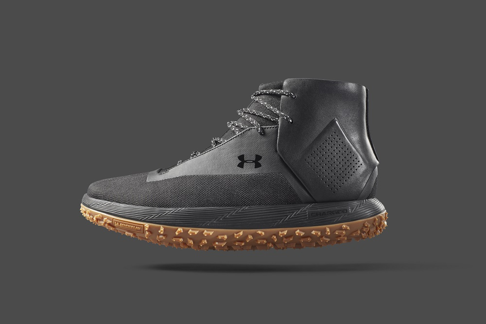 Under Armour Fat Tire Mid and Onda Find