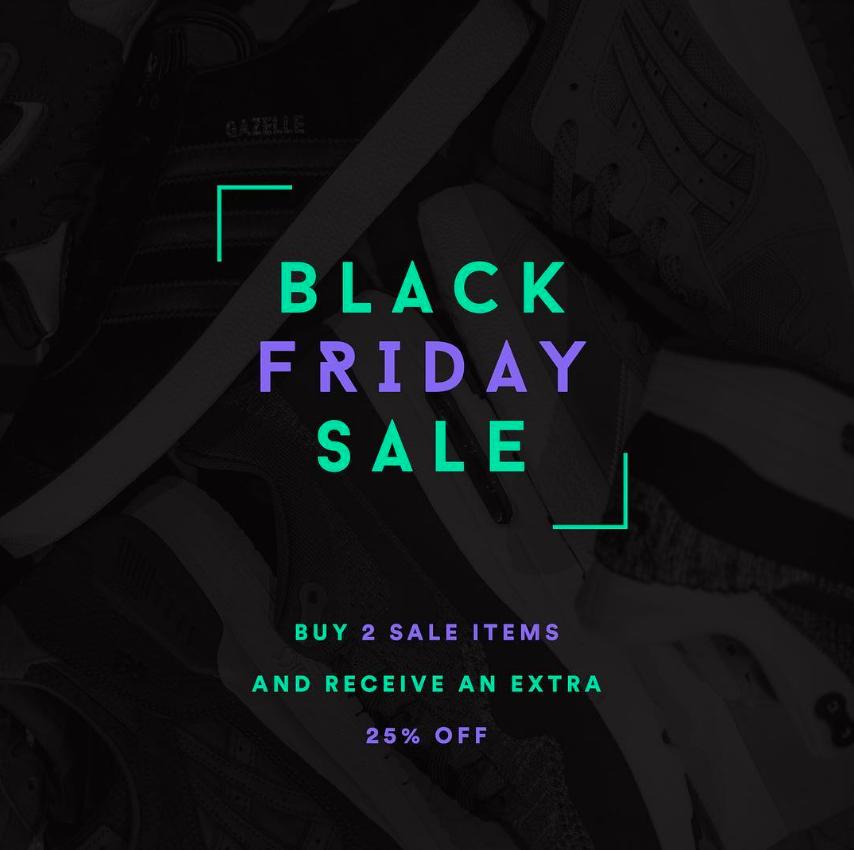 sneakersnstuff black friday sale