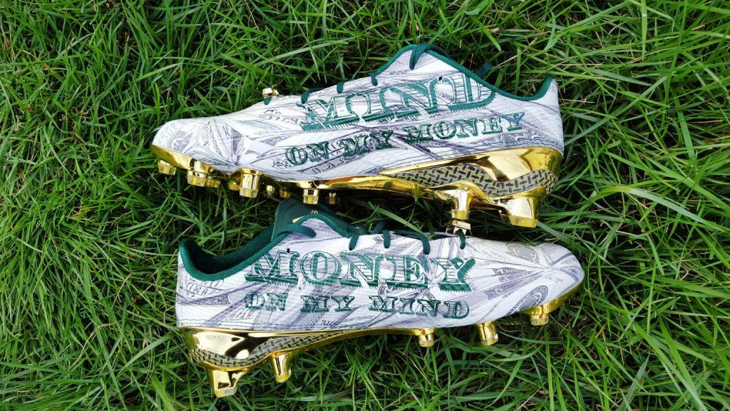adidas adizero 5-Star 5.0 Snoop Money Cleat