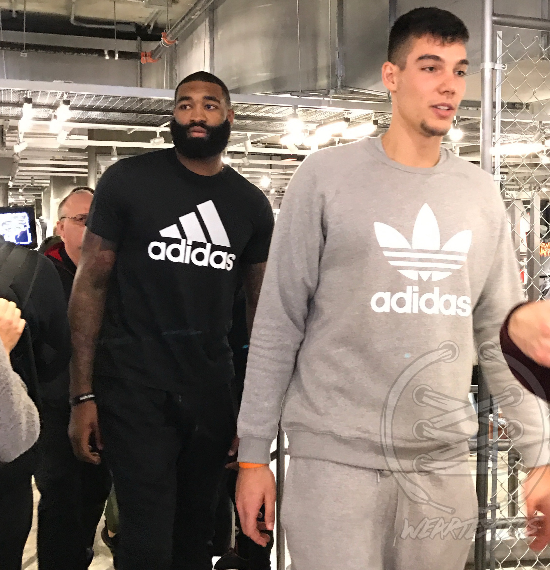 Adidas NYC - Willy and Kyle)