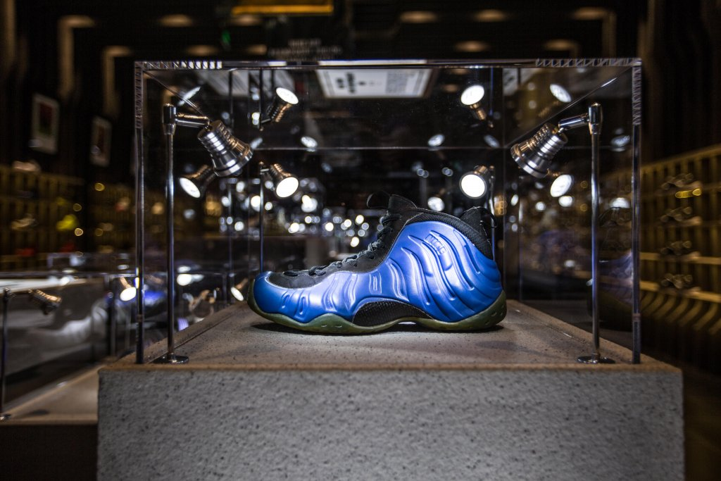 Foamposite Exhibit Shanghai – 3